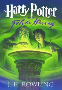 Harry Potter és a Félvér Herceg hangoskönyv letöltés