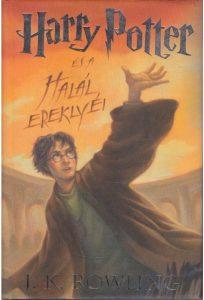 Harry Potter és a Halál ereklyéi hangoskönyv letöltés