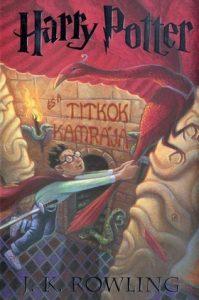 Harry Potter és a Titkok Kamrája hangoskönyv letöltés