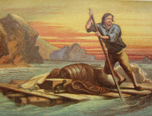 Robinson Crusoe hangoskönyv letöltés